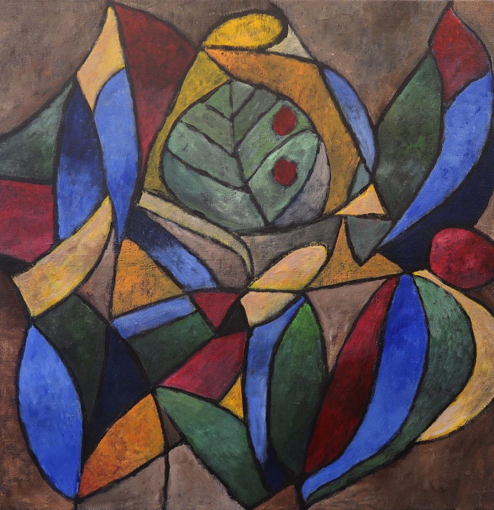 Leaf (60x60)